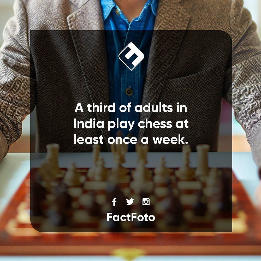 factfoto fact facts chess india Fun facts about