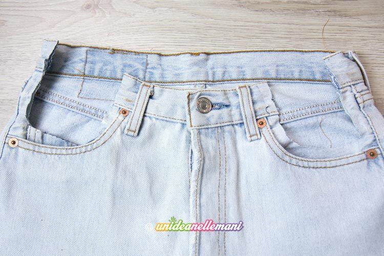 Da Trucchetto E Vita Pantaloni Semplice Un Allargare In Come Jeans zO7w7q