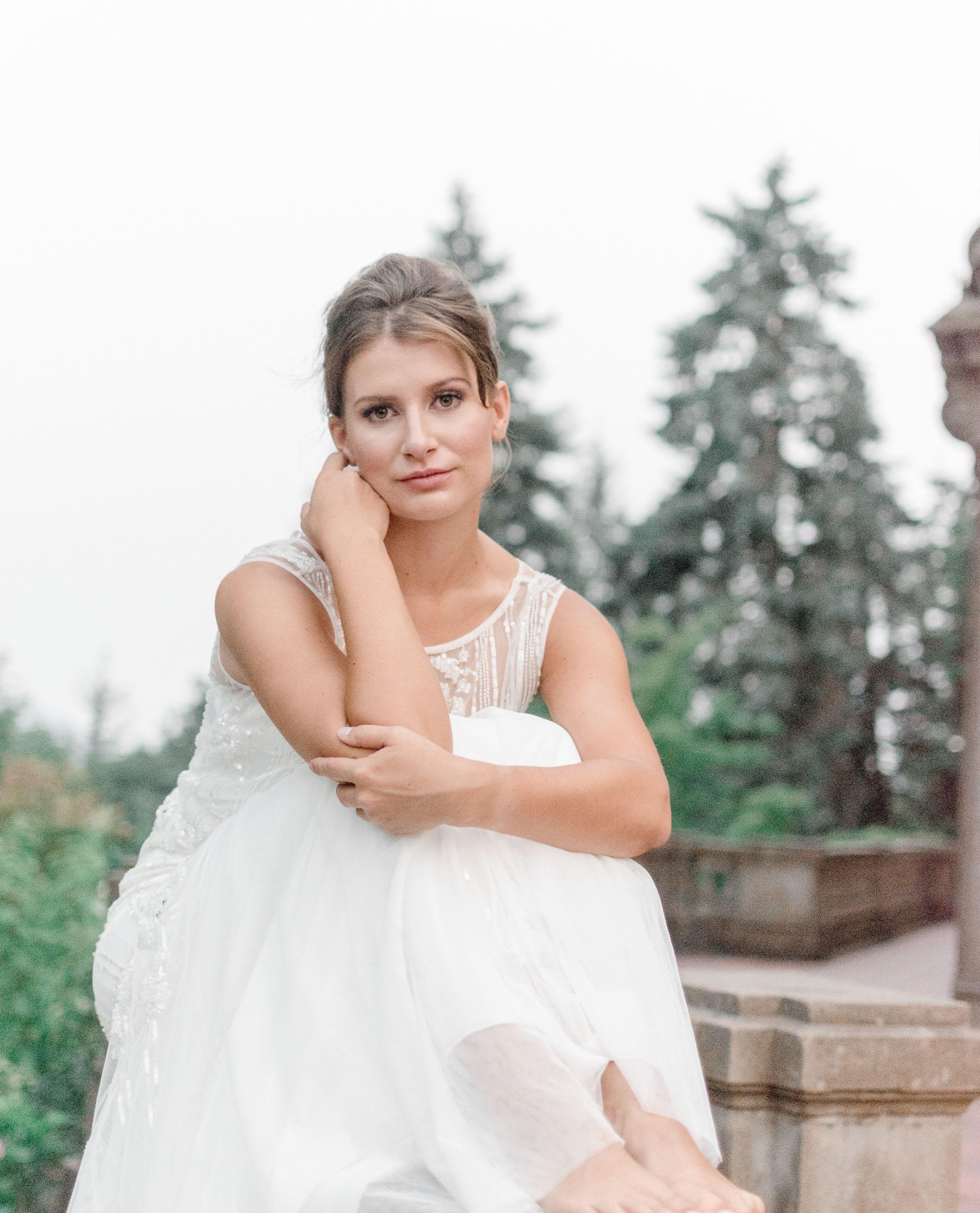 Jovana Combs Beauty _ Classic Bridal Makeup in 2020