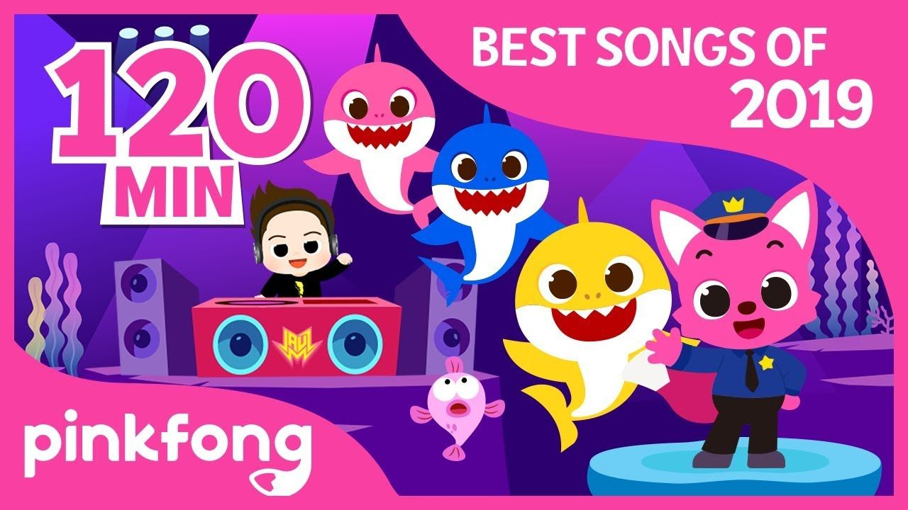 Baby Shark Dance and more   Best of 2019   +Compilation ...