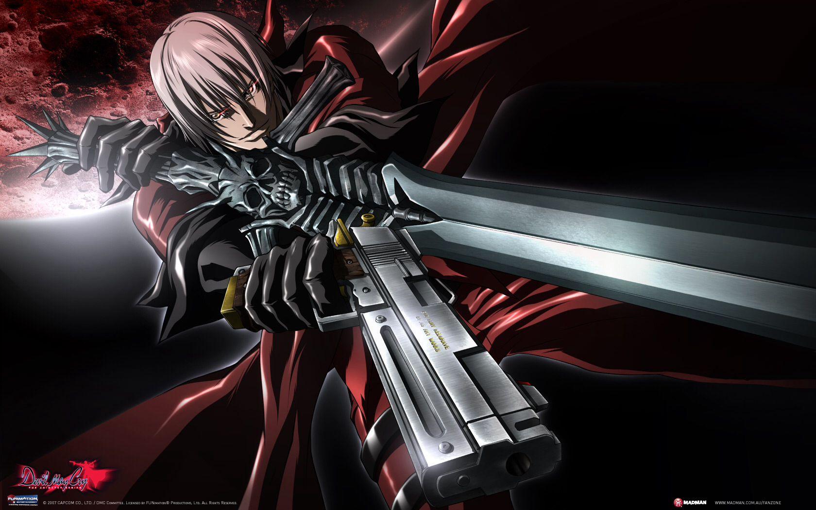 Dante Devil May Cry Anime, Manga, Otaku Pinterest