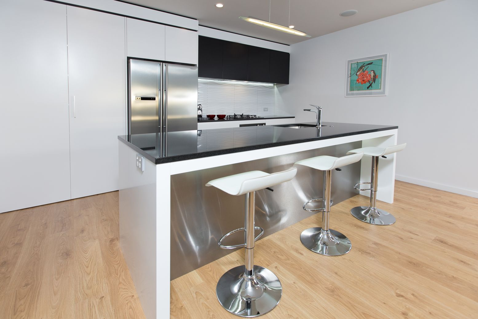 kitchen 435 by sally steer design whitby wellington nz sally