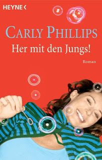 (X) Carly Phillips - Hot Zone - Band 02 - Her mit den Jungs!