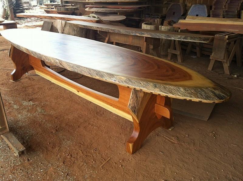 Pin de sergio en en 2018 pinterest - Mesas de troncos de madera ...