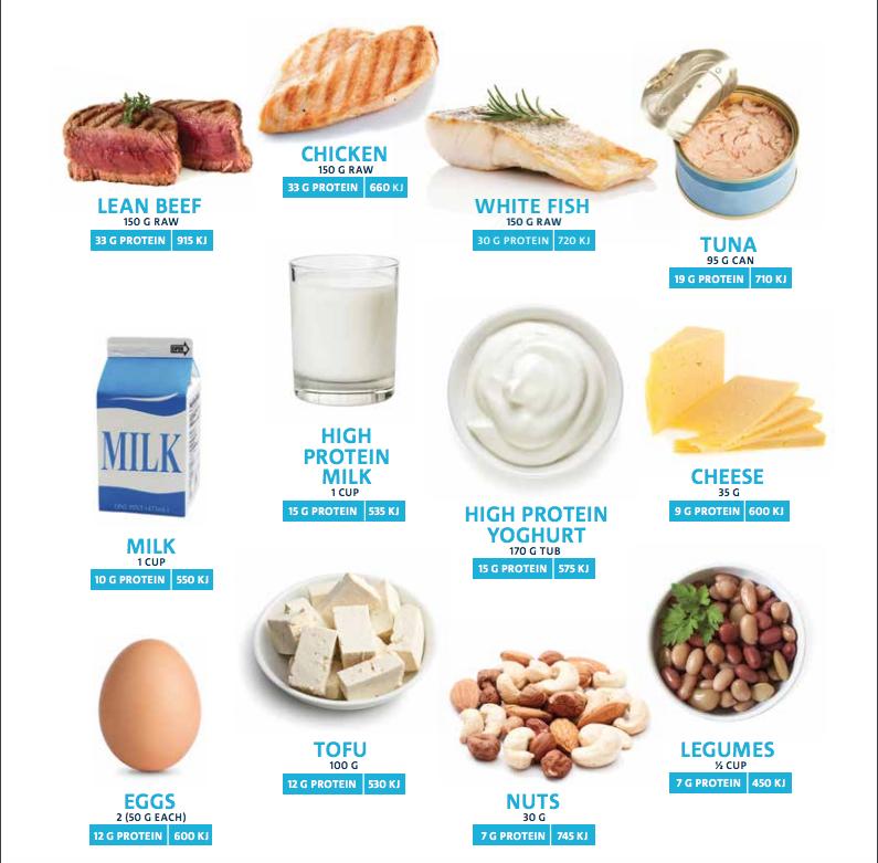 150 g protein diet