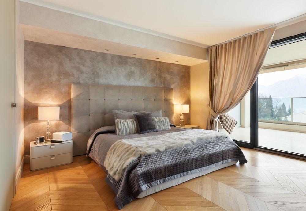 Wandfarbe - Das Schlafzimmer Kreativ Gestalten
