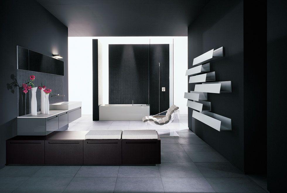 de bain contemporaine et créative