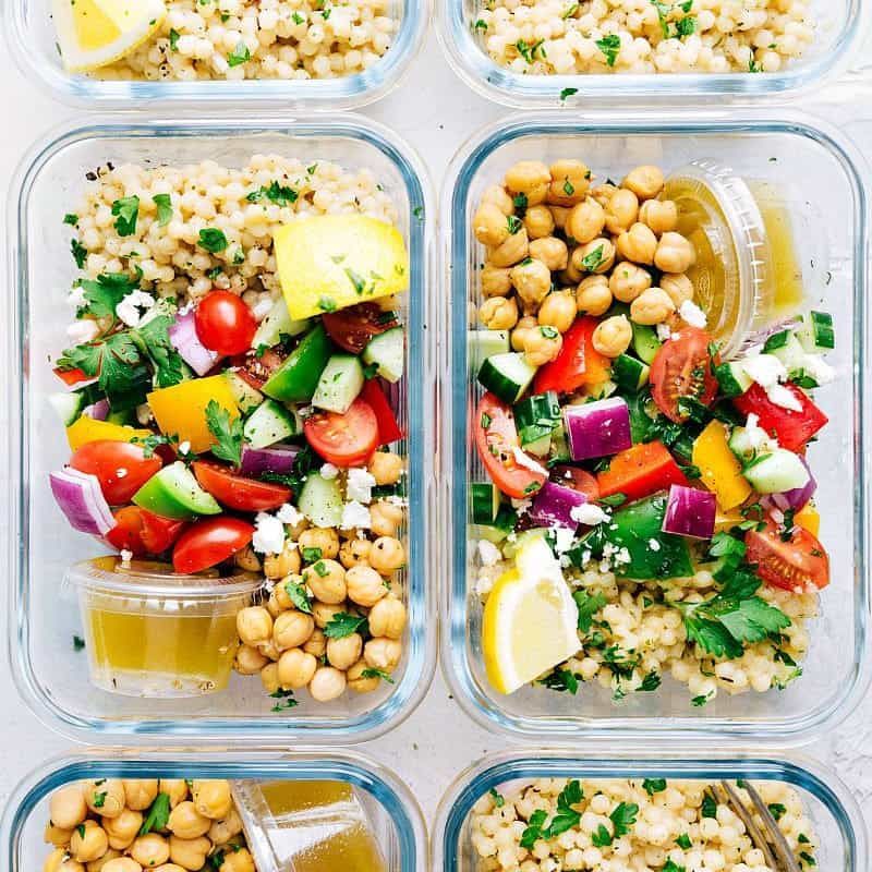 25 Healthy Meal Prep Ideas Recipe Easy healthy meal