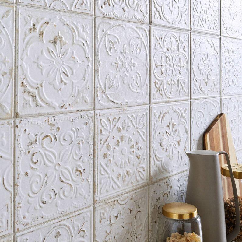carrelage mur et sol carreau de ciment