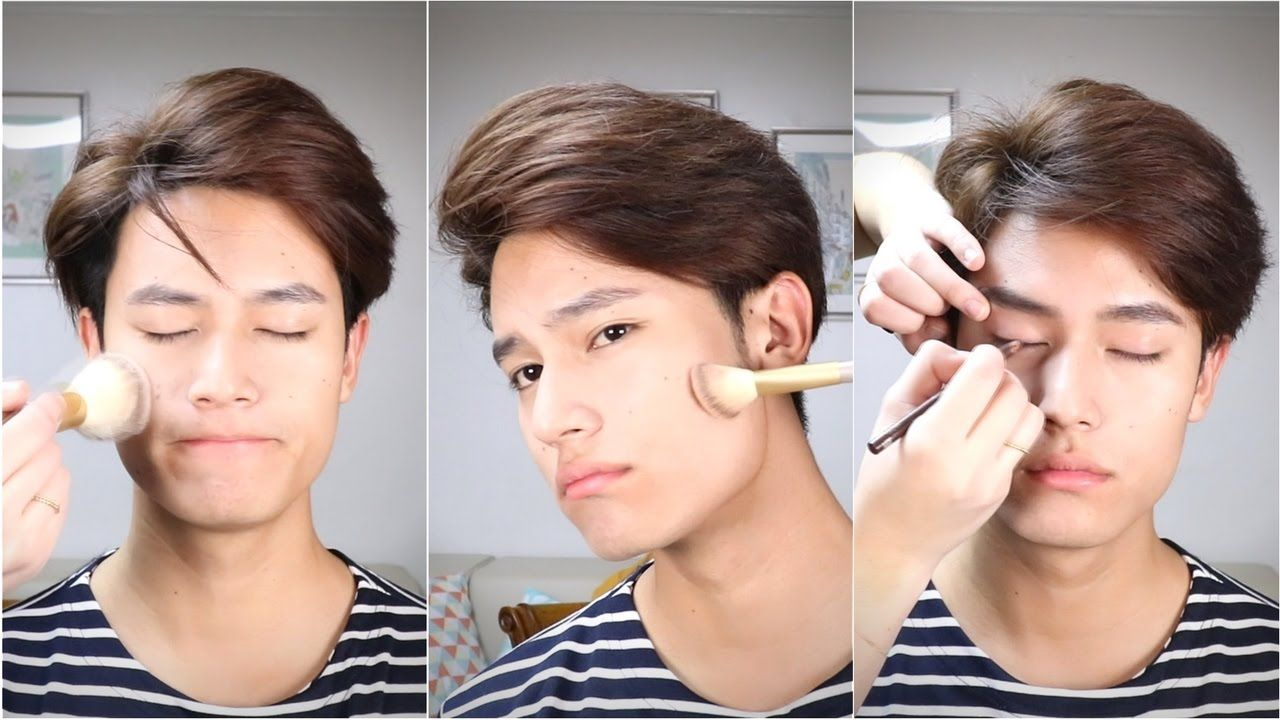 Beaute Maquillage De Star Homme De La K Pop Souvent Les Rubriques Beaute Et Surtout Maquillage S Adresse Aux Fe Male Makeup Youtube Makeup Beauty Makeup