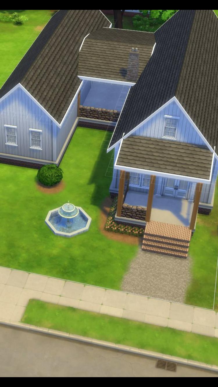 Pin by Brooke van Niekerk on Sims 4 | Outdoor decor, Decor ...