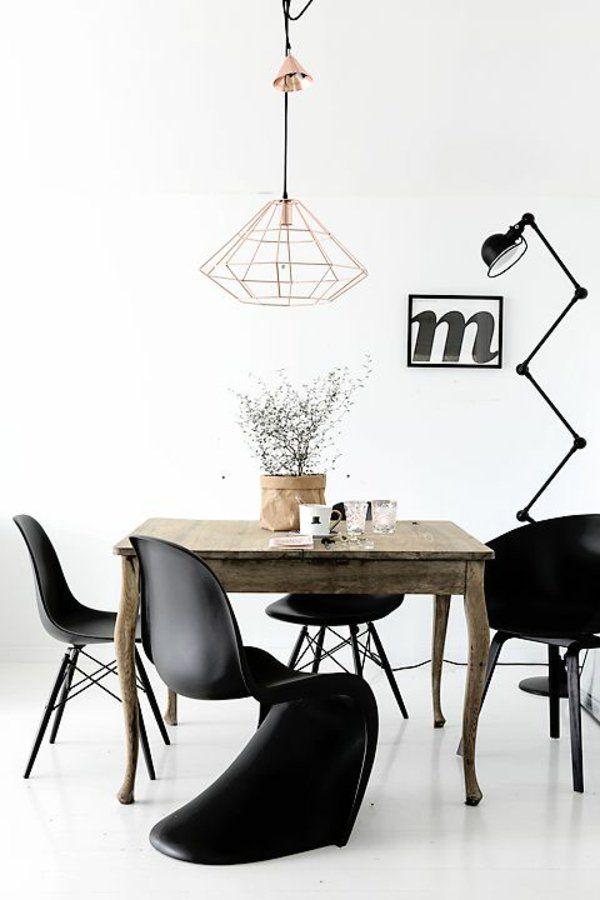 Design chaises salle à manger - idée créative | chaises in 2019 ...