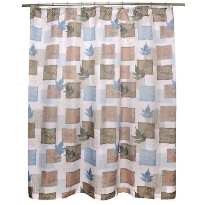 Famous Home Fashions Inspire Shower Curtain