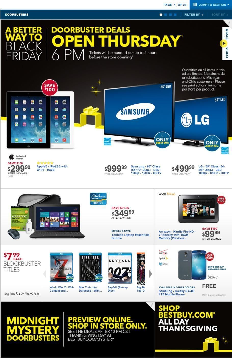 Best Buy Black Friday 2015 Ad Black Friday Ads Cool Things To Buy Black Friday Inspiration