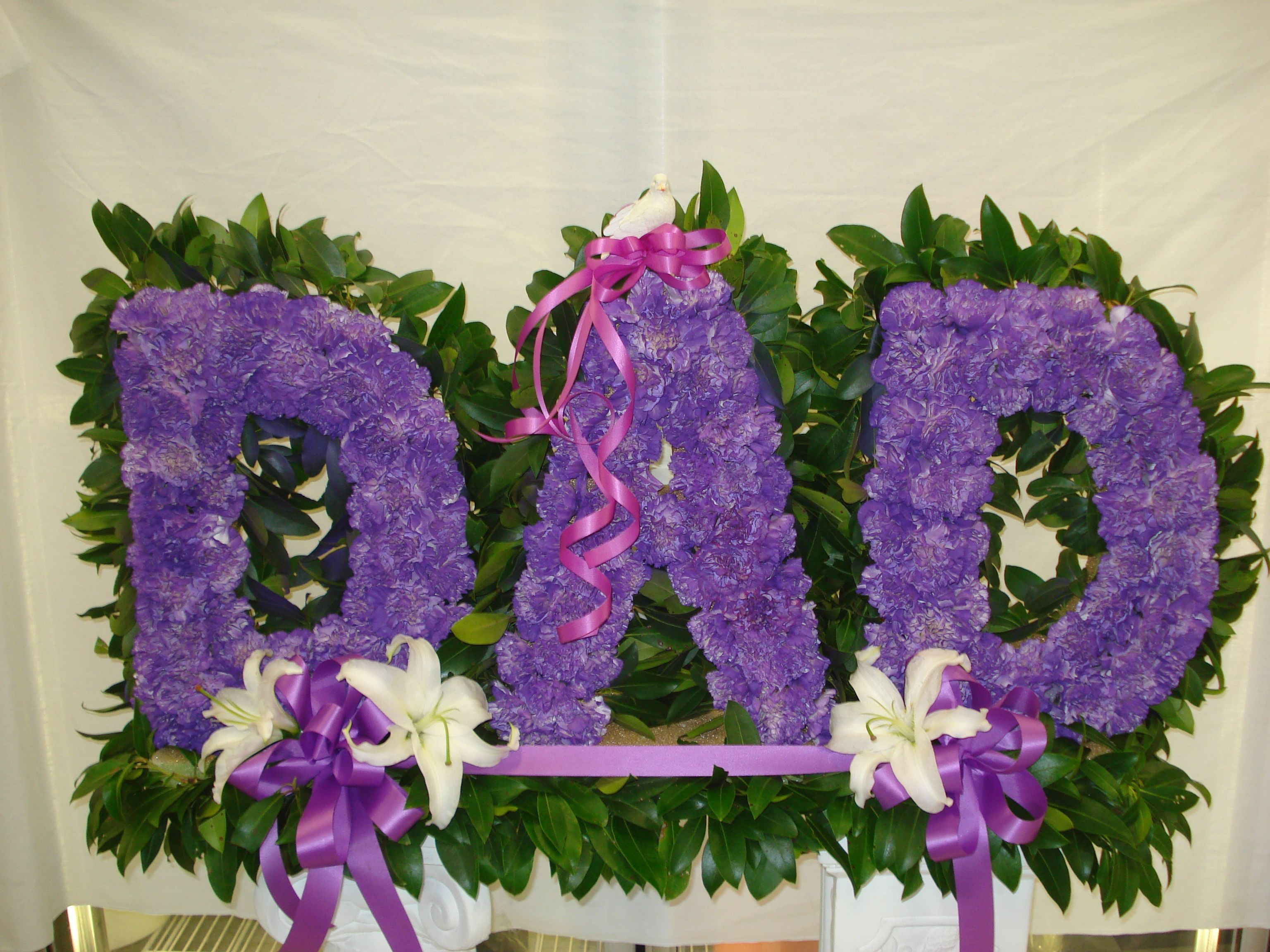 Dad custom funeral flowers best funeral flowers pinterest dad custom funeral flowers izmirmasajfo Image collections