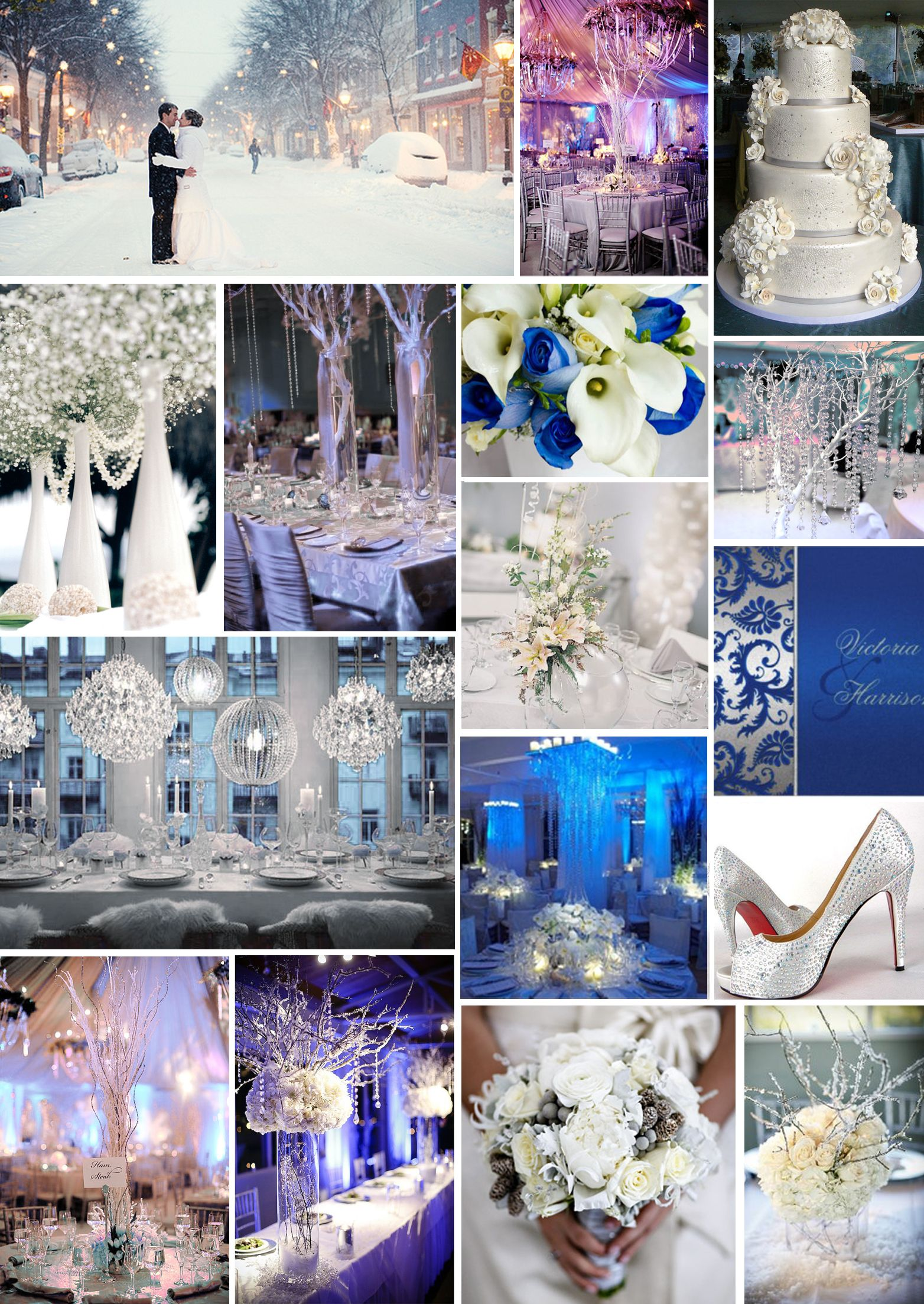 Hochzeit Farben Themed Thursday Winter Wonderland Get Maui Ed
