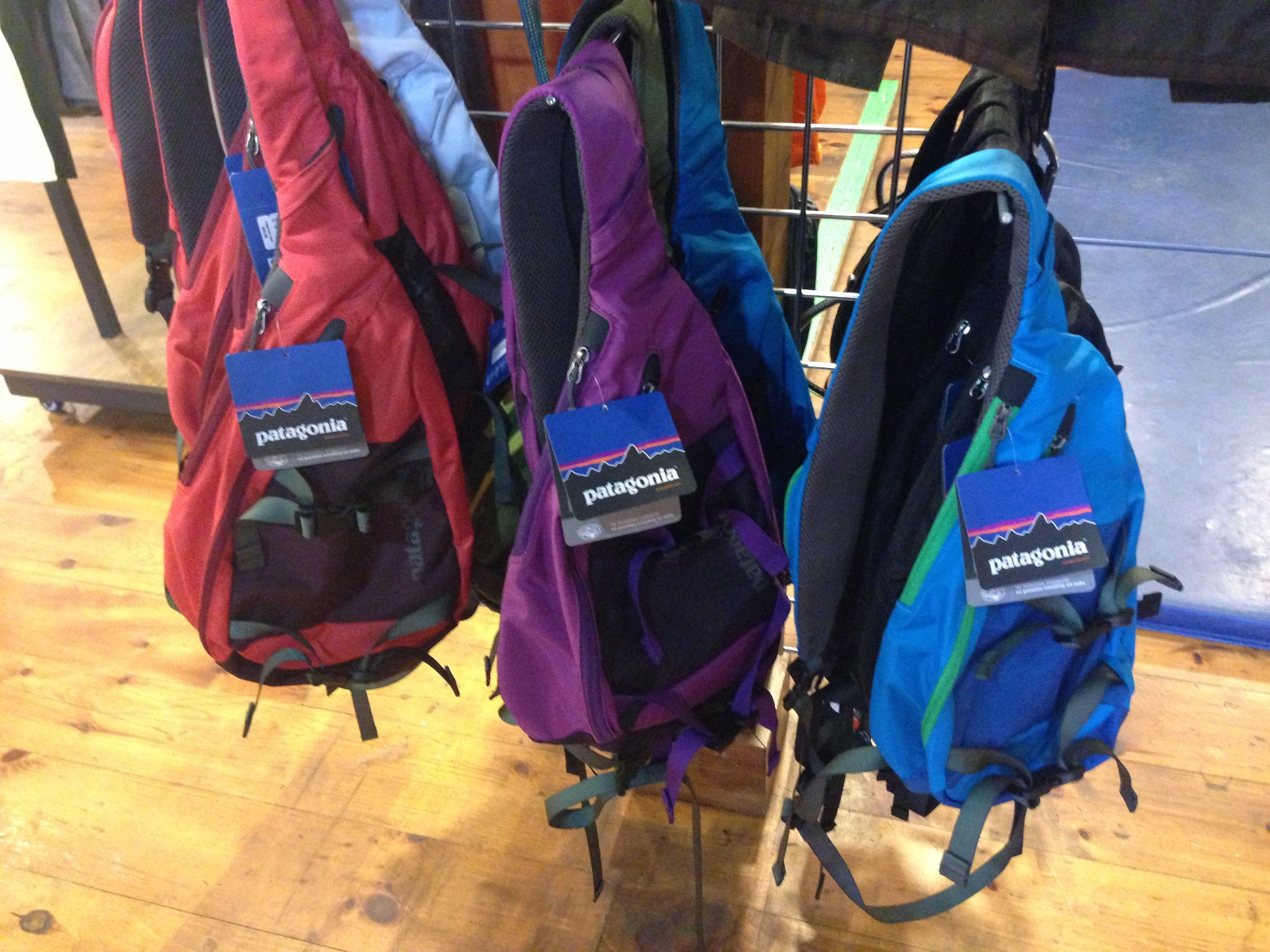 Patagonia Cross Body Bags In All New Colors