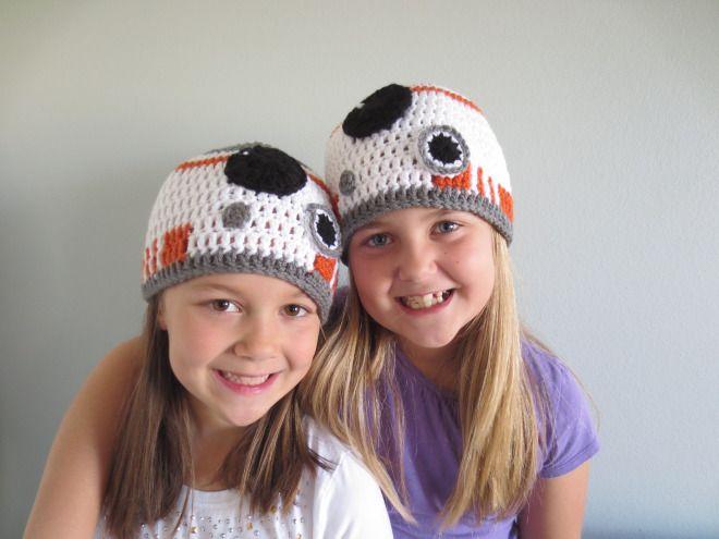 Star Wars The Force Awakens Inspired Bb 8 Crochet Hat Tutorial