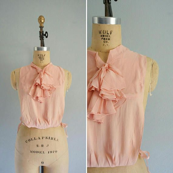 Check out this item in my Etsy shop https://www.etsy.com/listing/539641324/1930s-unexpected-rose-silk-dickie