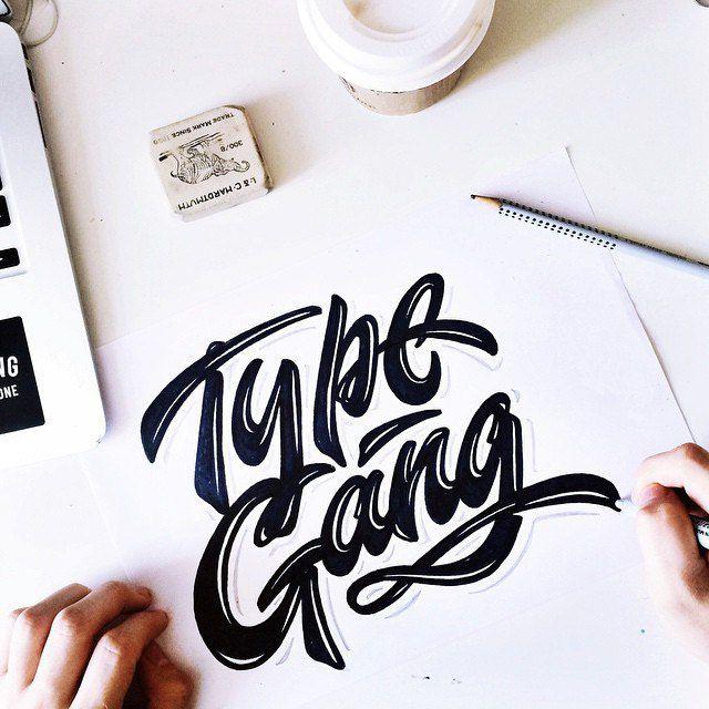 Logo,print,sketch 2015 on Behance