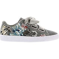 Puma BASKET HEART HYPER EMB Damen Sneaker (366116 03