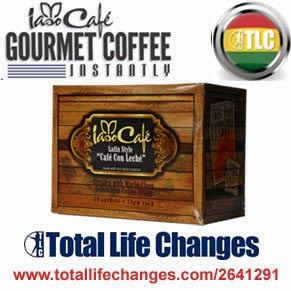 Total Life Changes Bolivia. Una oportunidad de Negocio Inteligente: Iaso ™ Cafe Estilo Latino