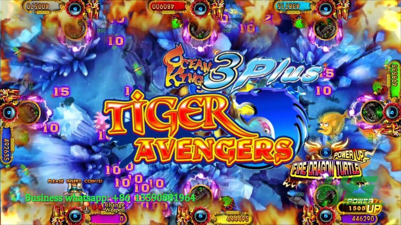 XIN Gaming Slot Fish Hunter King