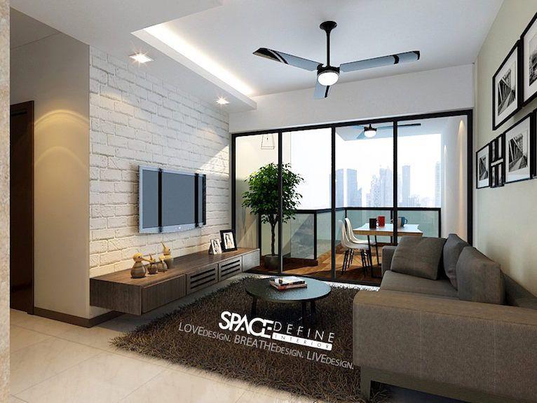 Space Define Scandinavian Miltonia Residences Jpg 766 575 Modern Interior Design Modern Interior Interior Design
