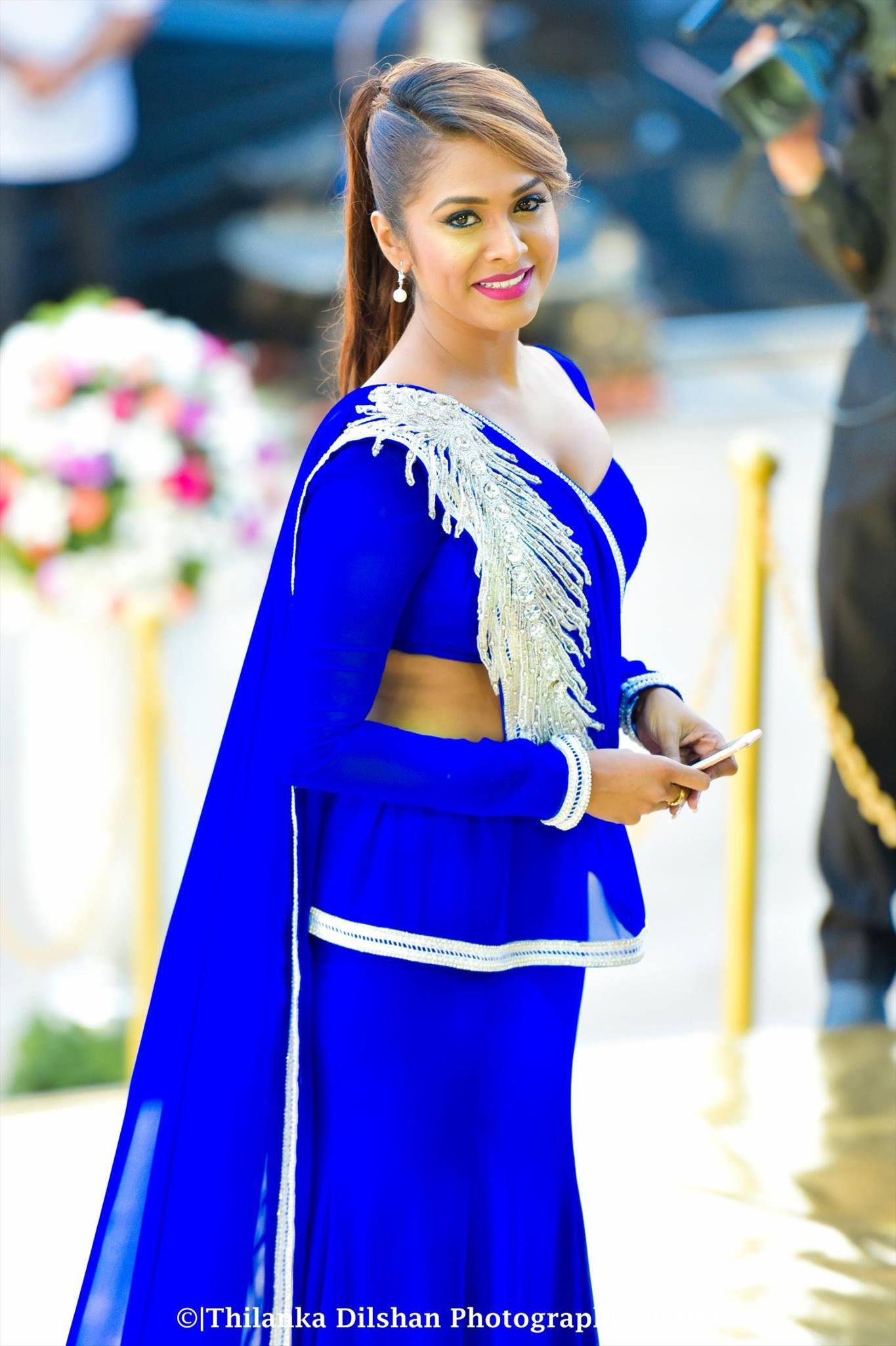 Sri Lankan Actress Saree Jacket Designs Sri Lankan Bride Saree Jackets Indian Wear