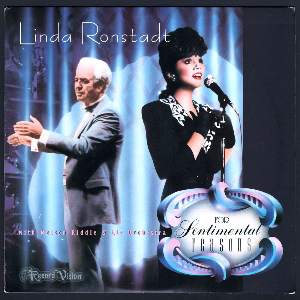 For Sentimental Reasons, by Linda Ronstadt, reached