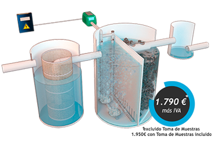 Depuradoras para viviendas unifamiliares 7 habitantes - Depuradoras de agua domesticas ...