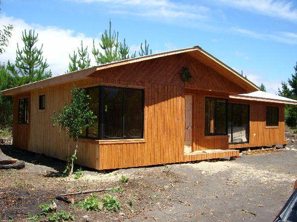 Casas prefabricadas economicas imagen ideas para el - Casas madera economicas ...