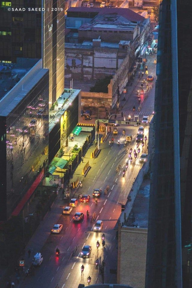 Karachi, Pakistan. [OC] [1294x1941] - CityPorn
