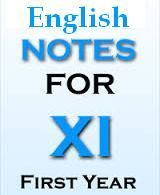1st Year English Complete Notes - Part 2 | English | English, Learn