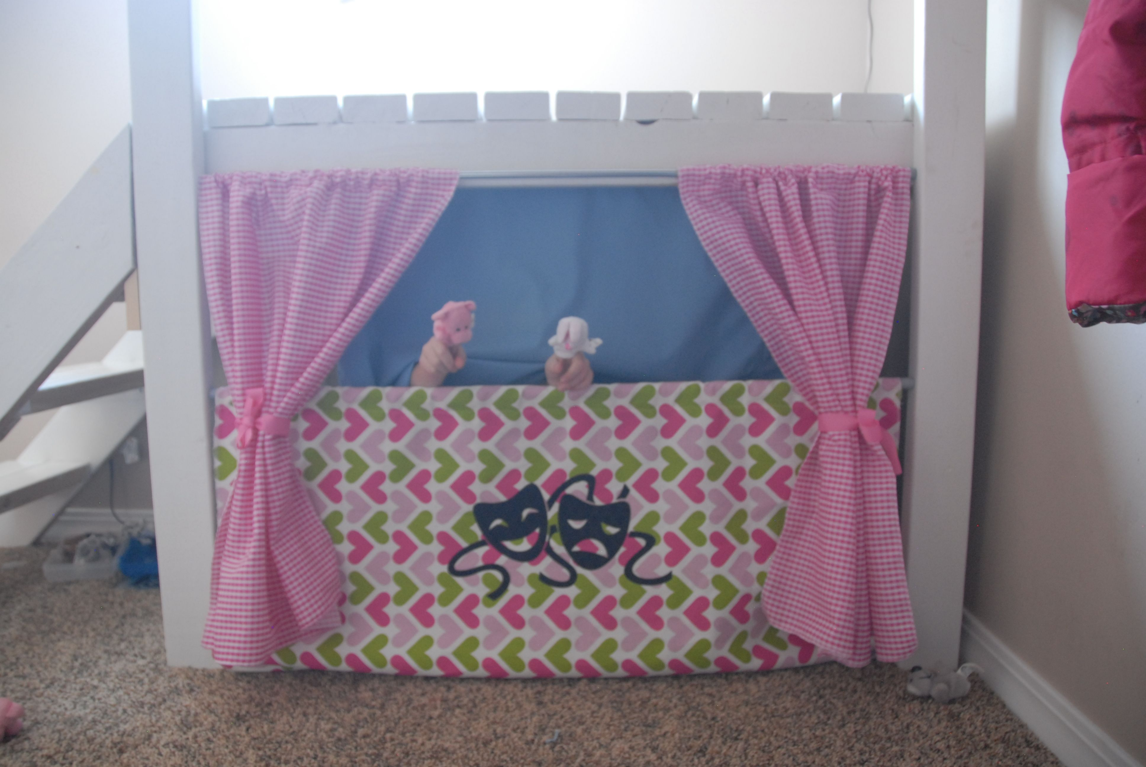 DIY Twin Loft Bed...for under 100! (With images) Twin