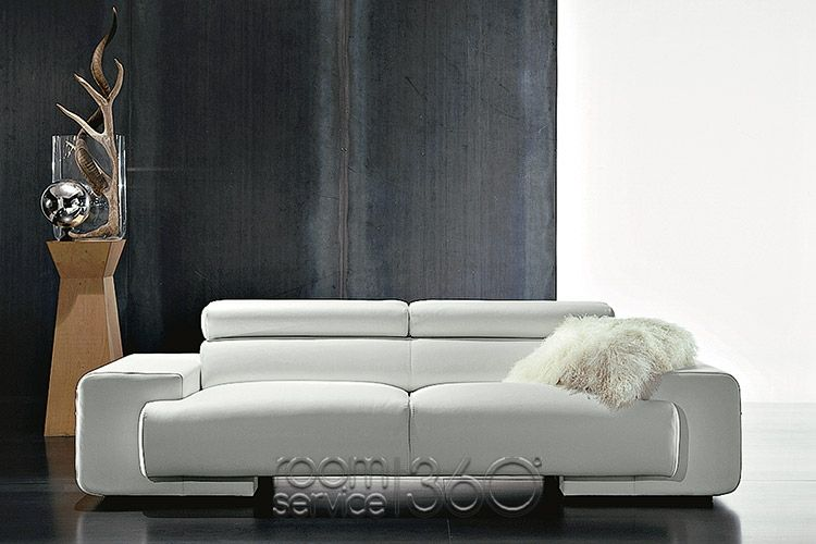 Philosophy Modern Italian Leather Sofa by Polaris | Sofas | Modern ...