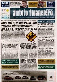 OpinionPublicaSantafesina(ops): diarios de la aregentina hoy