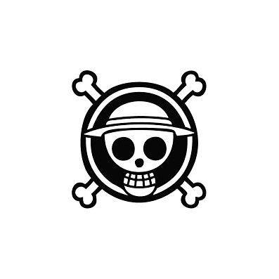 T-Shirt One Piece portrais Pop Art Pirates
