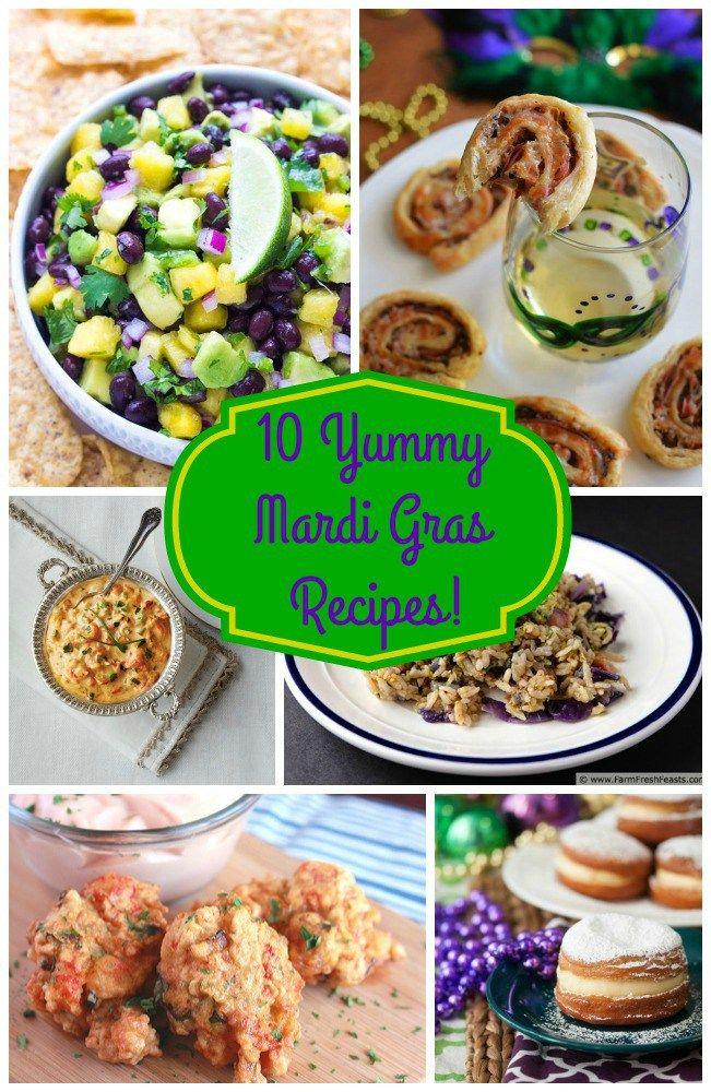 10 best mardi gras recipes recetas forumfinder Image collections