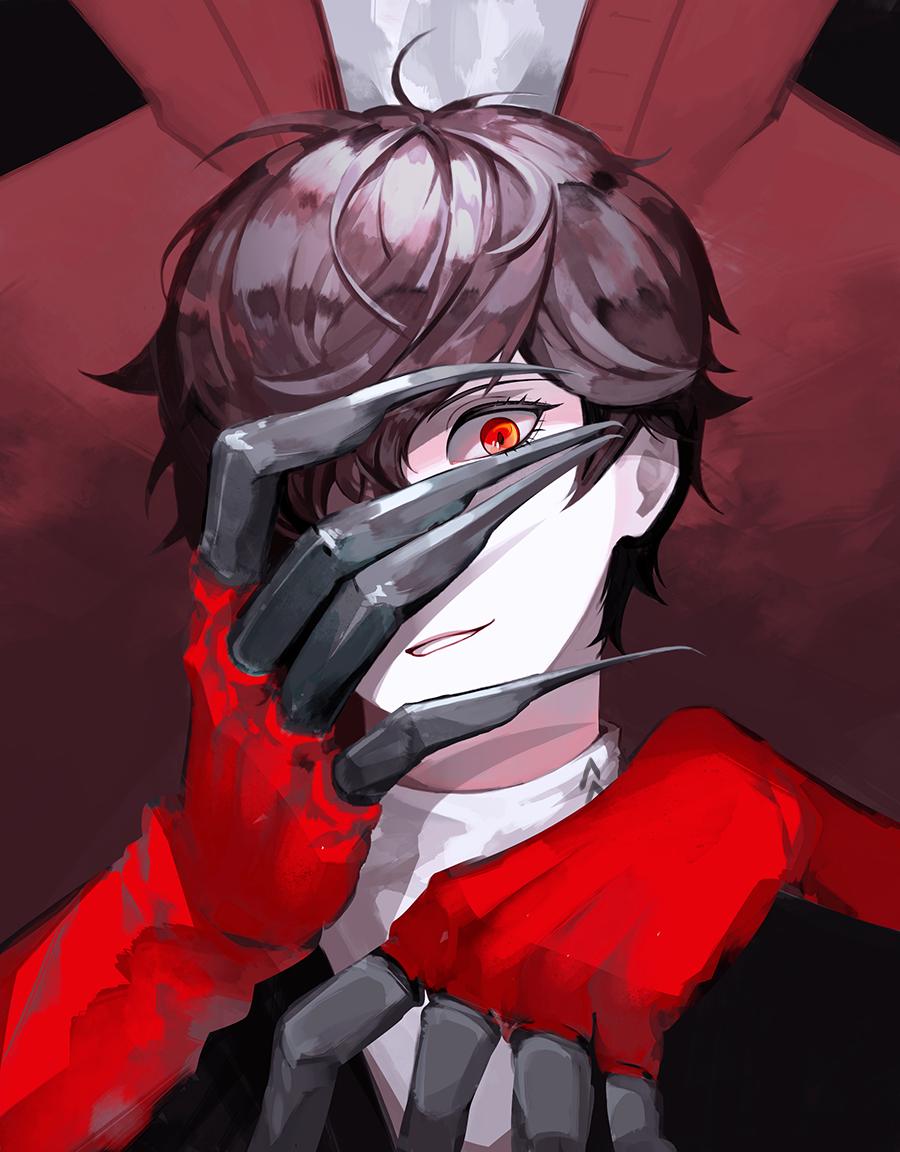 Joker (Persona 5) Persona 5 Pinterest Persona, Joker