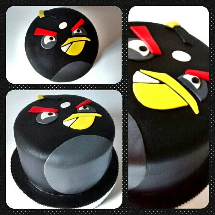 Minicake • Angry Birds