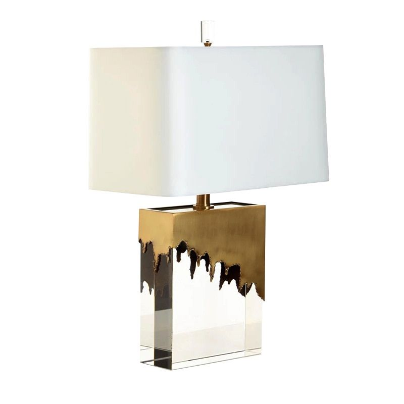 Modern Simplicity Crystal Creativity Table Lamps For Living Room Led Bed Lamp Bedside Light Table Light E27 Metal Lamps Living Room Metal Lamp Bedside Lighting