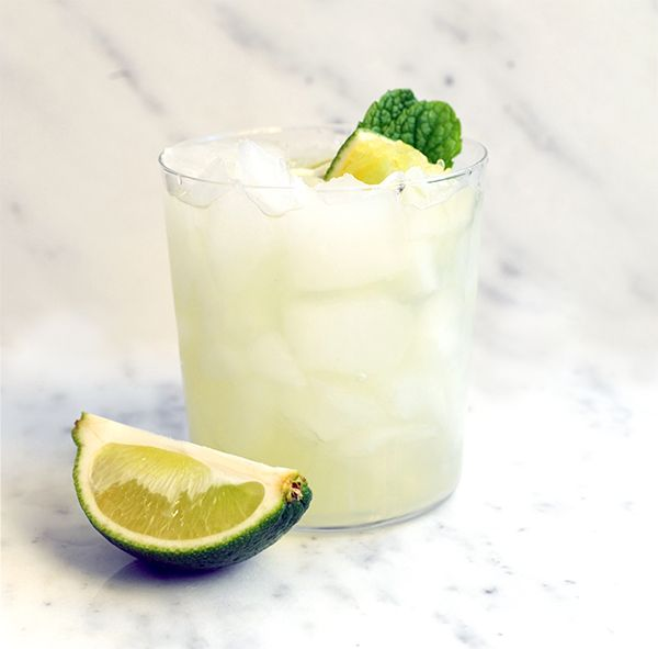 My Favorite Cocktail Is A Good Margarita. Emphasis On The