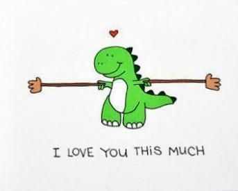 i love you this much :) | Straight From The Heart ...