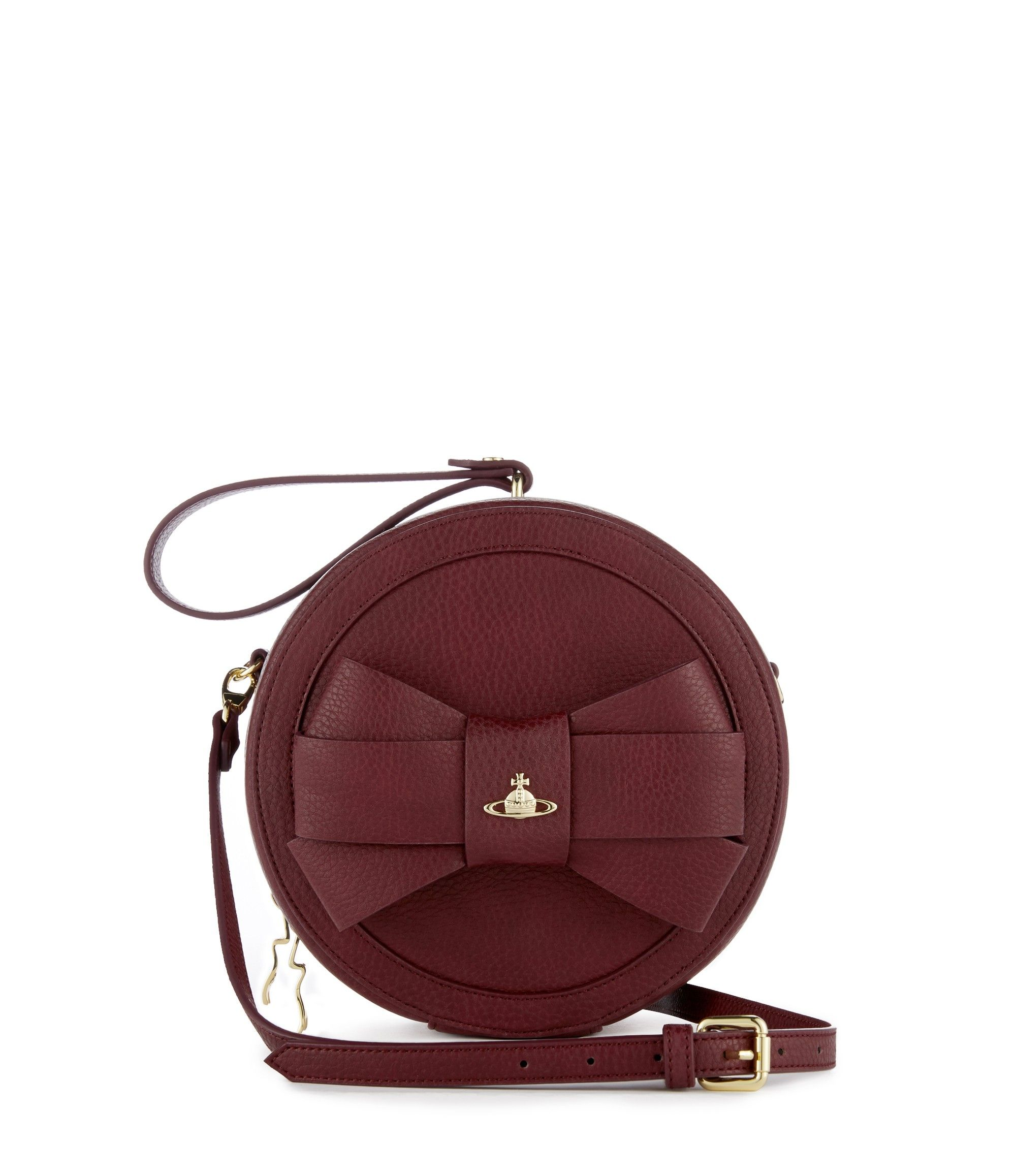 Bow Bag 6993 Bordeaux