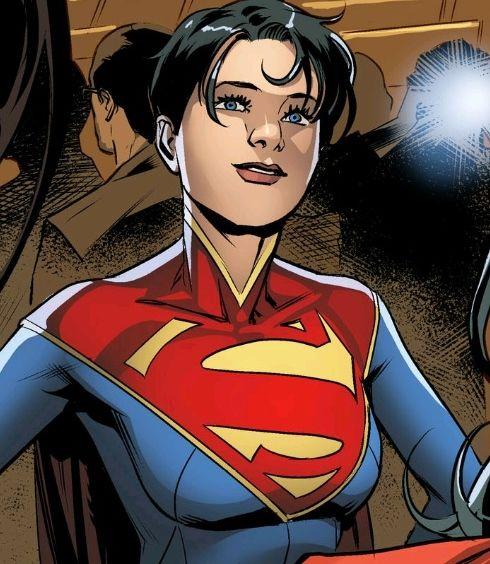 Injustice God S Among Us Lara Lane Kent Supergirl