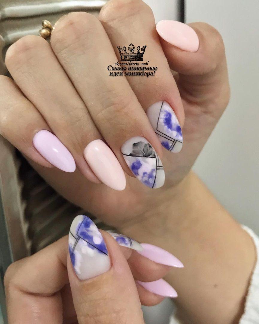 ШИКАРНЫЕ НОГТИ! Маникюр! Педикюр! Дизайн ногтей | VK | Nail ...