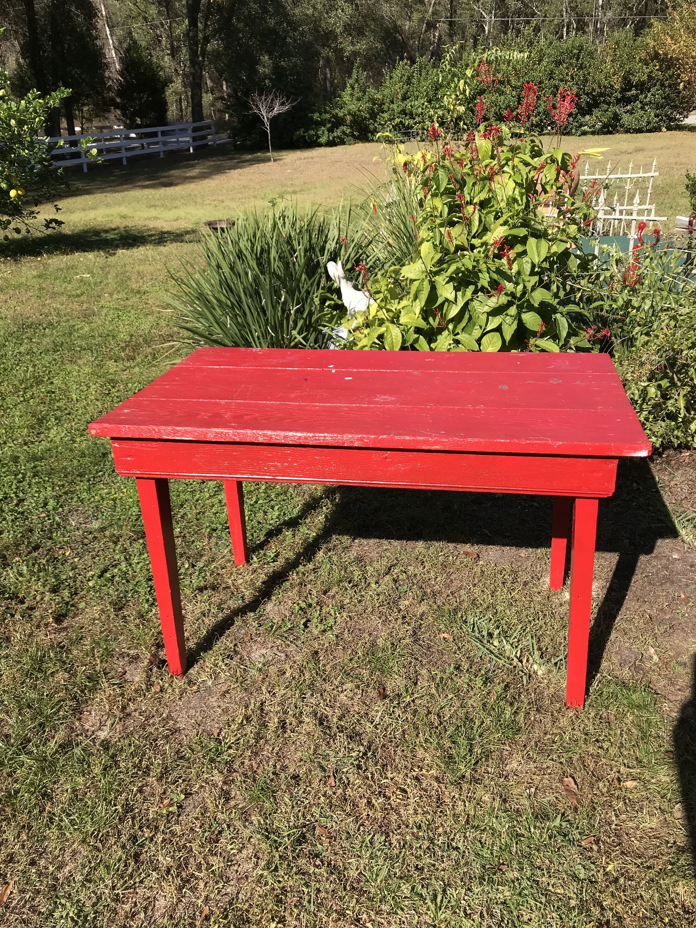 Antique pine table red farm house tablevintage pine kitchen table antique pine table red farm house tablevintage pine kitchen table plank table watchthetrailerfo