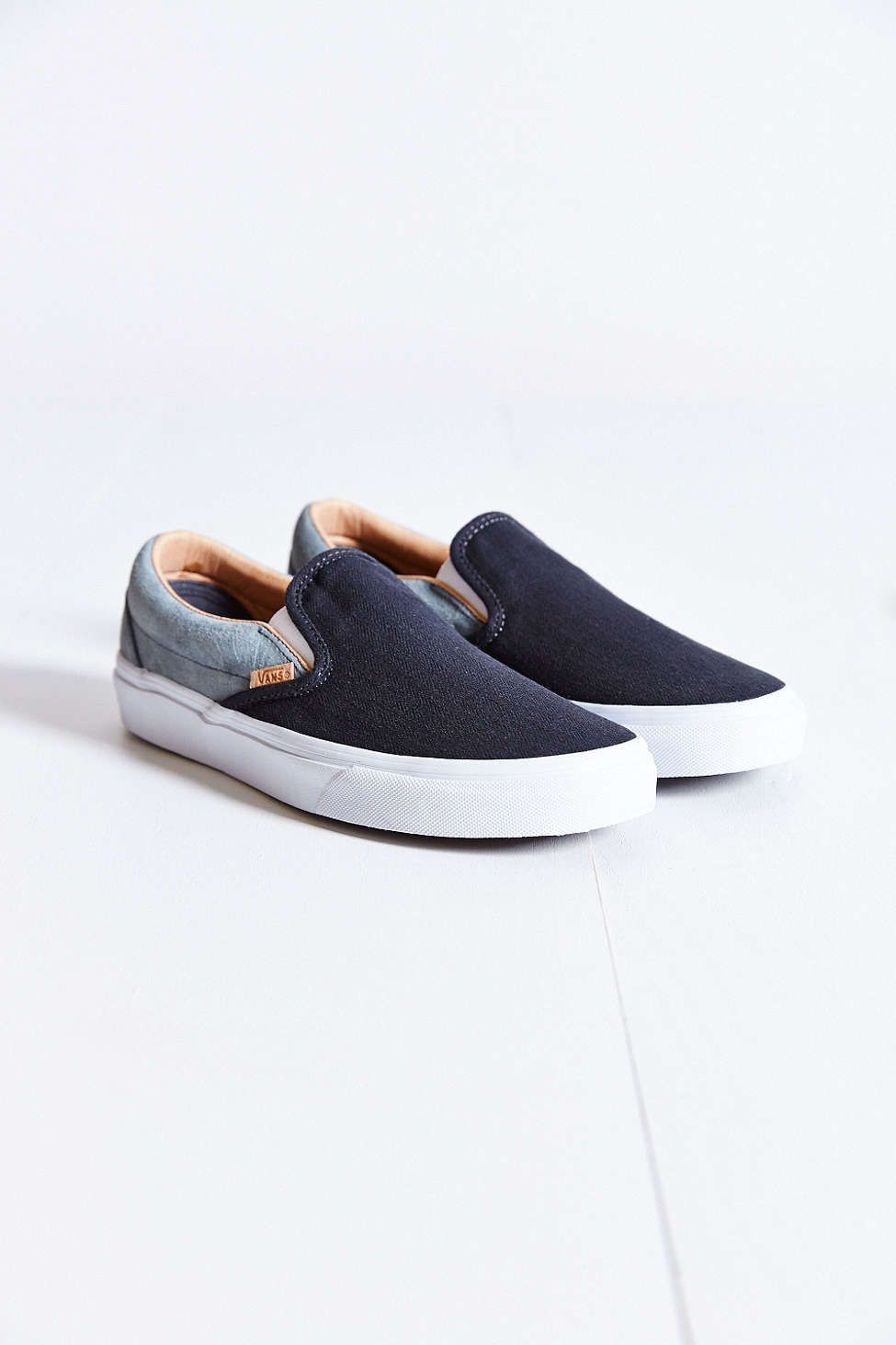 Vans Classic Knit Suede Slip On Women's Sneaker