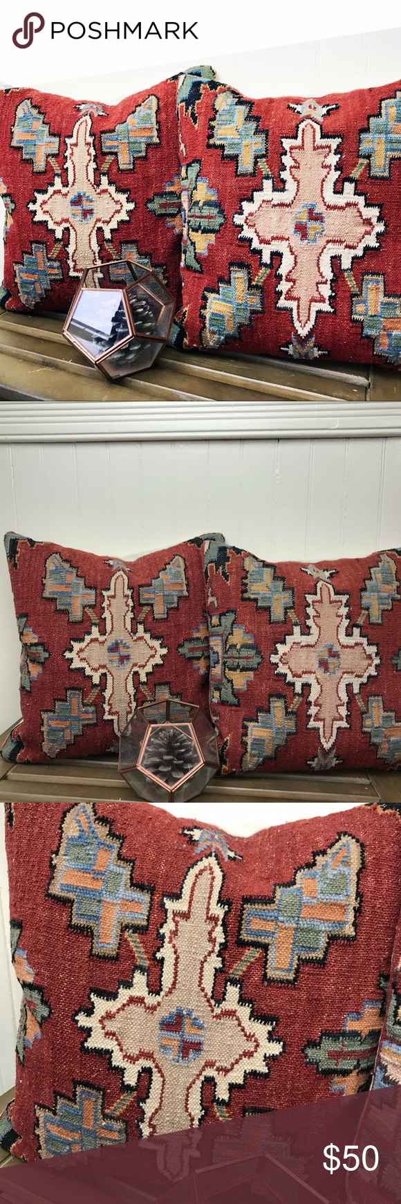 Pottery Barn Pillow Cover Set Pottery Barn Pillow Cover